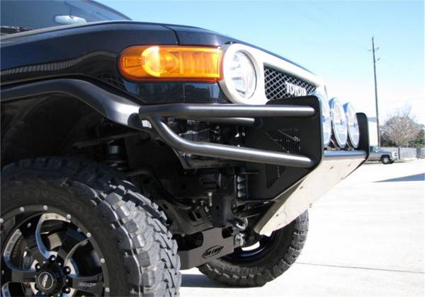 N-Fab - N-Fab Bumpers; RSP PreRunner Front Bumper; Gloss Black T063RSP-GB