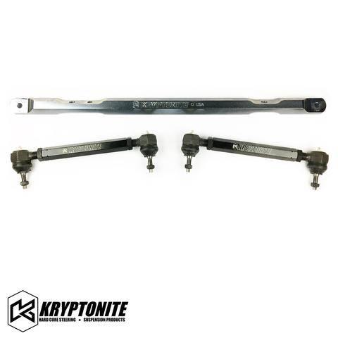 Kryptonite Products - Kryptonite - SS Series Center Link Tie Rod Package 01-10 GM 2500Hd-3500