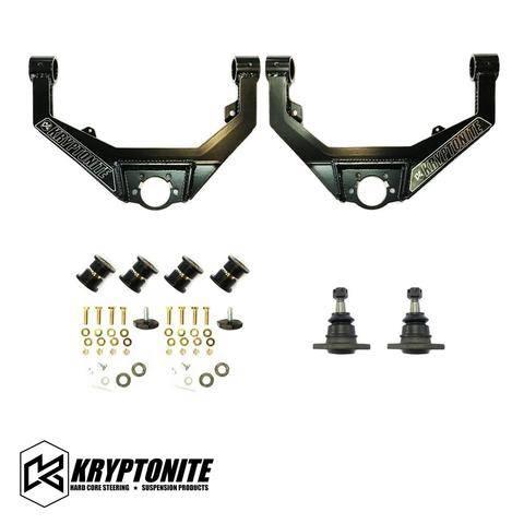 Kryptonite Products - Kryptonite - Upper Control Arm Kit 01-10 GM 2500HD-3500