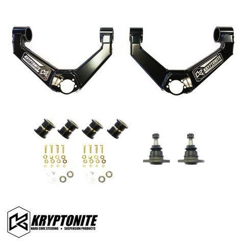 Kryptonite Products - Kryptonite - Upper Control Arm Kit GM 11-19