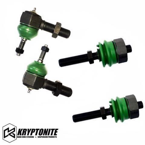Kryptonite Products - Kryptonite - Tie Rod Rebuild Kit (stock centerlink) GM 01-10