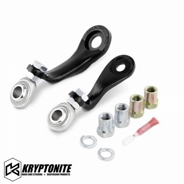 Kryptonite Products - Kryptonite - Pitman and Idler Support Kit GM 01-10
