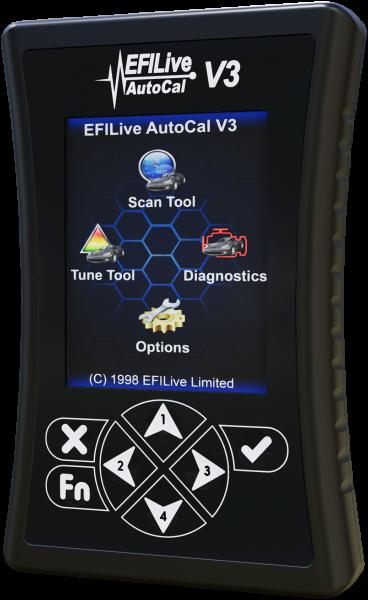 EFI Live - Efi Live AutoCal V3 (Blank)