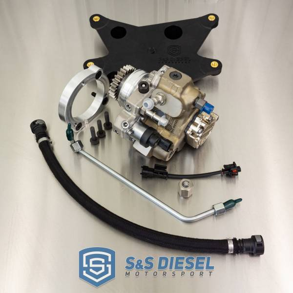 S&S Diesel - 2019+ RAM CP3 Conversion Kit - No Tune Required