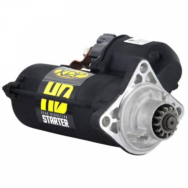 XDP - XDP Black HD Gear Reduction Starter 07-19 Dodge/Ram