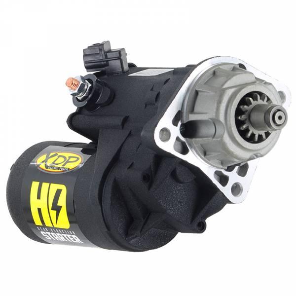 XDP - XDP Black HD Gear Reduction Starter 03-06 5.9L Cummins