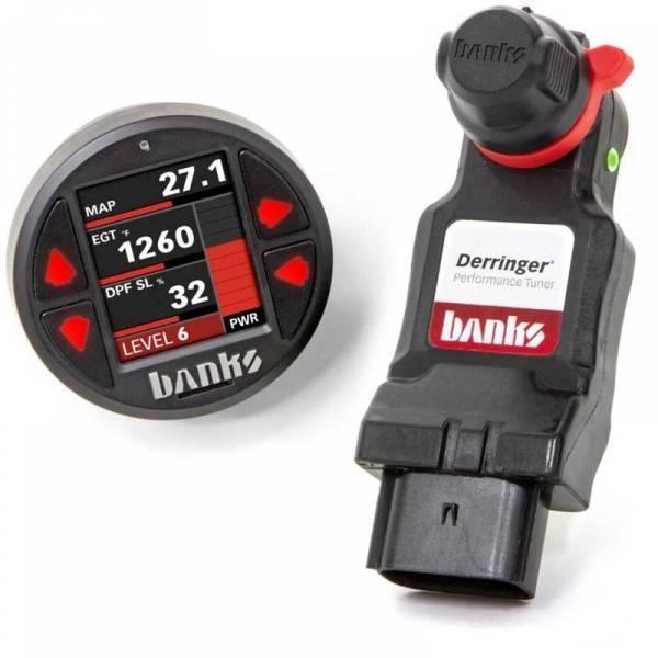 Banks - Banks Power Derringer Tuner (GEN2) With iDash 1.8