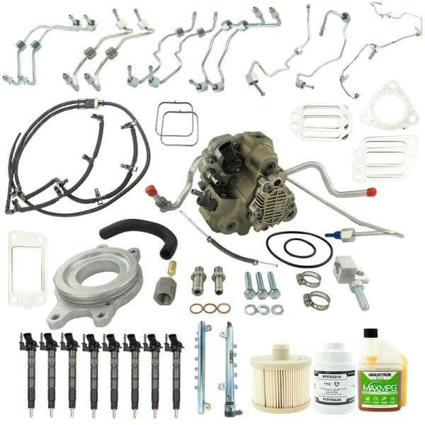 Industrial Injection - Industrial Injection LML Disaster Kit With CP3 Conversion (no tune) 4G6106