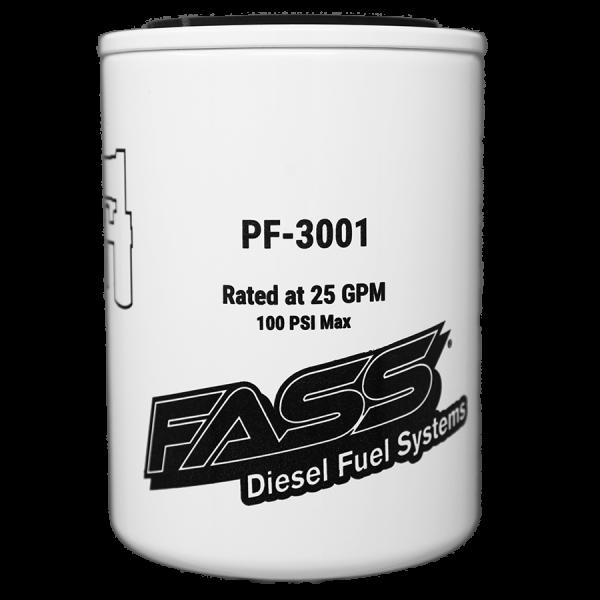 FASS - FASS Particulate Filter PF-3001