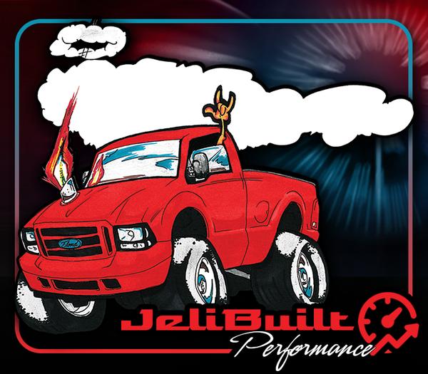 JeliBuilt Performance - JeliBuilt Custom Tuning for Hydra - Modified Injectors