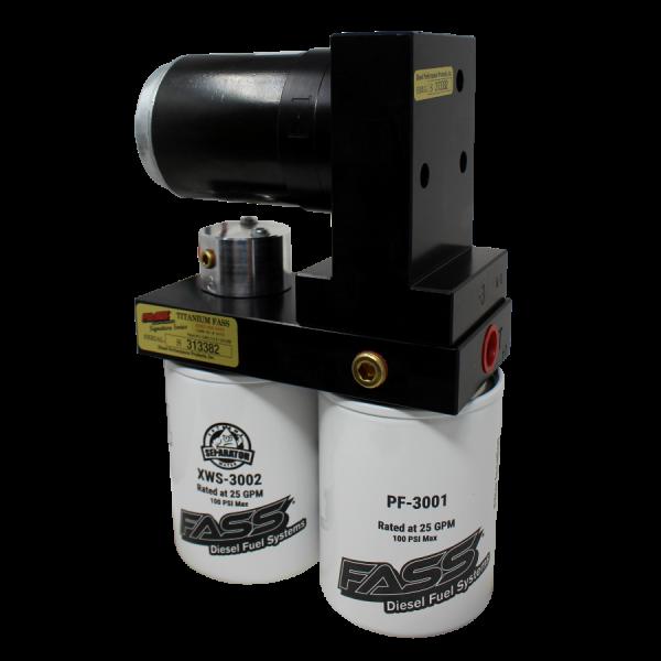 FASS - FASS TS C12 100G Titanium Series Lift Pump 100GPH Duramax 2015-2016