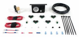 Suspension, Springs and Related Components - Air Suspension Compressor Kit - Air Lift - Air Lift LOAD CONTROLLER I FRONT AIR SPRING ADD ON 25801