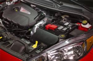 Mishimoto Ford Fiesta ST Performance Air Intake, 2014-2015 Wrinkle Black MMAI-FIST-14WBK