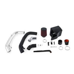 Mishimoto Ford Focus ST Performance Air Intake, 2014-2019 Wrinkle Black MMAI-FOST-13WBK