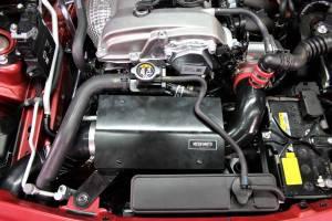 Mishimoto Mazda Miata Performance Air Intake, 2016+ Wrinkle Red MMAI-MIA-16WRD