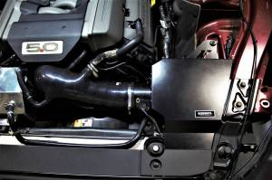Mishimoto Ford Mustang GT Performance Air Intake, 2015-2017 MMAI-MUS8-15BL