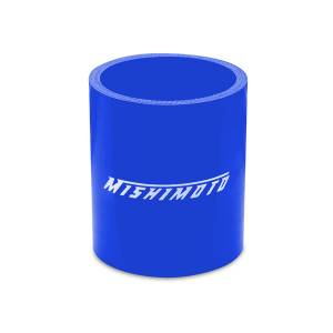 "Mishimoto Mishimoto 2.25"" Straight Coupler, Various Colors MMCP-225SBL"