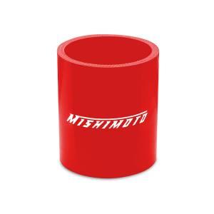 "Mishimoto Mishimoto 2.25"" Straight Coupler, Various Colors MMCP-225SRD"
