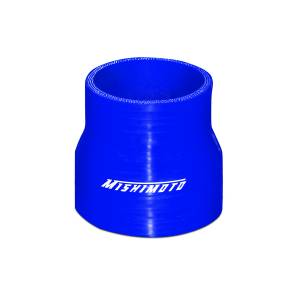 """Mishimoto Mishimoto 2.5"""" to 3"""" Silicone Transition Coupler, Various Colors MMCP-2530BL"""
