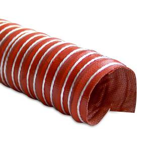 """Mishimoto Heat Resistant Silicone Ducting, 2"""" x 12' MMHOSE-D2"""
