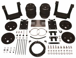 Air Lift LoadLifter 5000 ULTIMATE with internal jounce bumper; Leaf spring air spring kit 88286