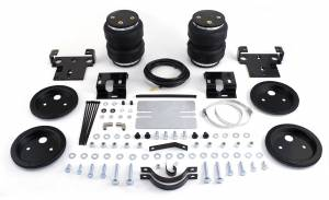 Air Lift LoadLifter 5000 ULTIMATE with internal jounce bumper; Leaf spring air spring kit 88275