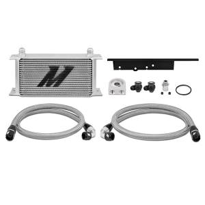 Mishimoto 03-09 Nissan 350Z / 03-07 Infiniti G35 (Coupe only) Oil Cooler Kit MMOC-350Z-03