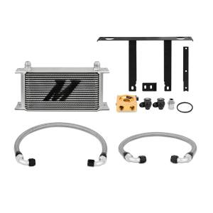 Mishimoto Hyundai Genesis Coupe 2.0T Thermostatic Oil Cooler Kit MMOC-GEN4-10T