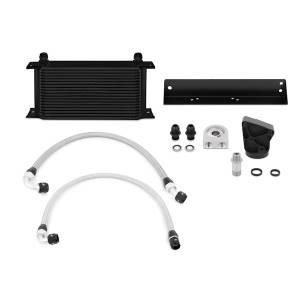 Mishimoto Hyundai Genesis Coupe 3.8L Oil Cooler Kit, Black MMOC-GEN6-10BK