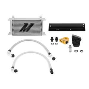 Mishimoto Hyundai Genesis Coupe 3.8L Thermostatic Oil Cooler Kit MMOC-GEN6-10T