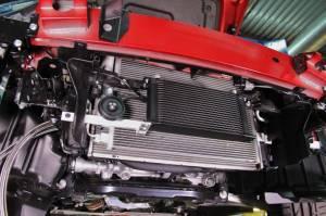 Mishimoto Mazda Miata Oil Cooler Kit, 2016+, Black, Thermostatic MMOC-MIA-16TBK