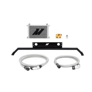 Mishimoto Ford Mustang 5.0L Oil Cooler Kit MMOC-MUS-11T