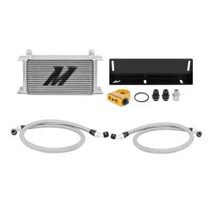 Mishimoto Ford Mustang 5.0L Thermostatic Oil Cooler Kit MMOC-MUS-79T