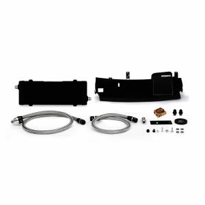 Mishimoto Ford Focus RS Oil Cooler, 2016-2018 MMOC-RS-16TBK