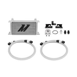 Mishimoto Jeep Wrangler JK Oil Cooler Kit, 2007-2011 MMOC-WRA-07