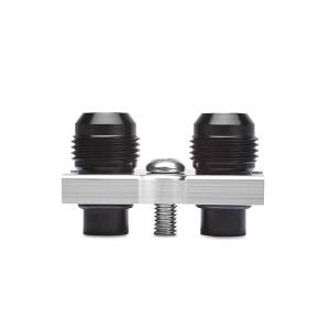 Fittings - Engine Oil Cooler End Fitting - Mishimoto - Mishimoto Mishimoto BMW E36/E46/E90 Oil Line Fitting Kit MMOCF-BMW