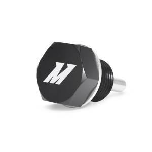 Mishimoto Magnetic Oil Drain Plug M18 x 1.5, Black MMODP-1815B