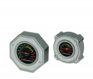 Radiators - Radiator Cap - Mishimoto - Mishimoto Mishimoto Temperature Gauge 1.3 Bar Radiator Cap Large MMRC-GL