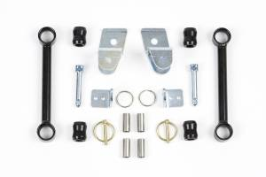Suspension, Springs and Related Components - Suspension Stabilizer Bar Link Kit - Fabtech - Fabtech Sway Bar Disconnect Kit FTS94056