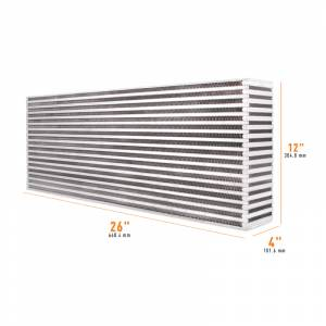 Mishimoto Universal Air-to-Air Race Intercooler Core MMUIC-03