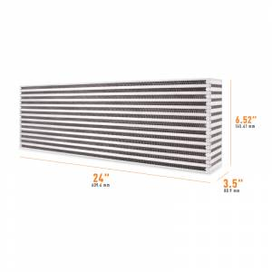 Mishimoto Universal Air-to-Air Race Intercooler Core MMUIC-07
