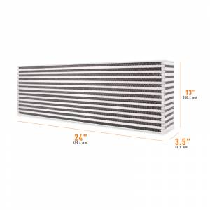 Mishimoto Universal Air-to-Air Race Intercooler Core MMUIC-08