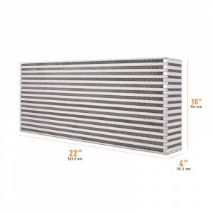 Mishimoto Universal Air-to-Air Race Intercooler Core MMUIC-11