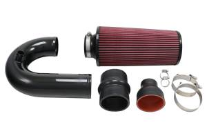 Deviant Race Parts Deviant 45311 Intake Pipe with Filter RZR XP Turbo 45311