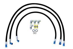 "Deviant Race Parts 2011-14 LML 1/2"" Trans Repair Lines 75410"