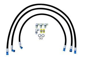 "Deviant Race Parts 2015-16 1/2"" LML Trans Repair Lines 75411"
