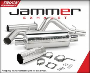 Edge Products Jammer Exhaust 17659