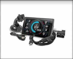 Edge Products - Edge Products Insight CTS3 Digital Gauge Monitor 84130-3 - Image 8