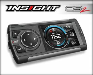 Instrument Panel - Electronic Multi Purpose Gauge - Edge Products - Edge Products Insight CS2 Monitor 84031