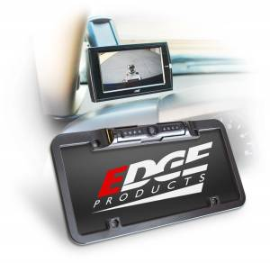 Engine & Performance - Electronics & Devices - Edge Products - Edge Products Back-Up Camera License Plate Mount 98202